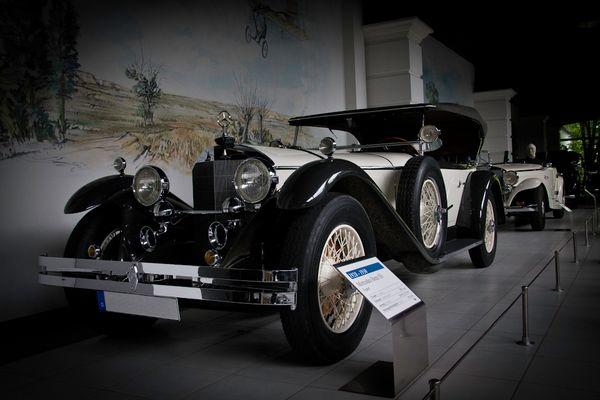 Mercedes Benz SS - Tourer