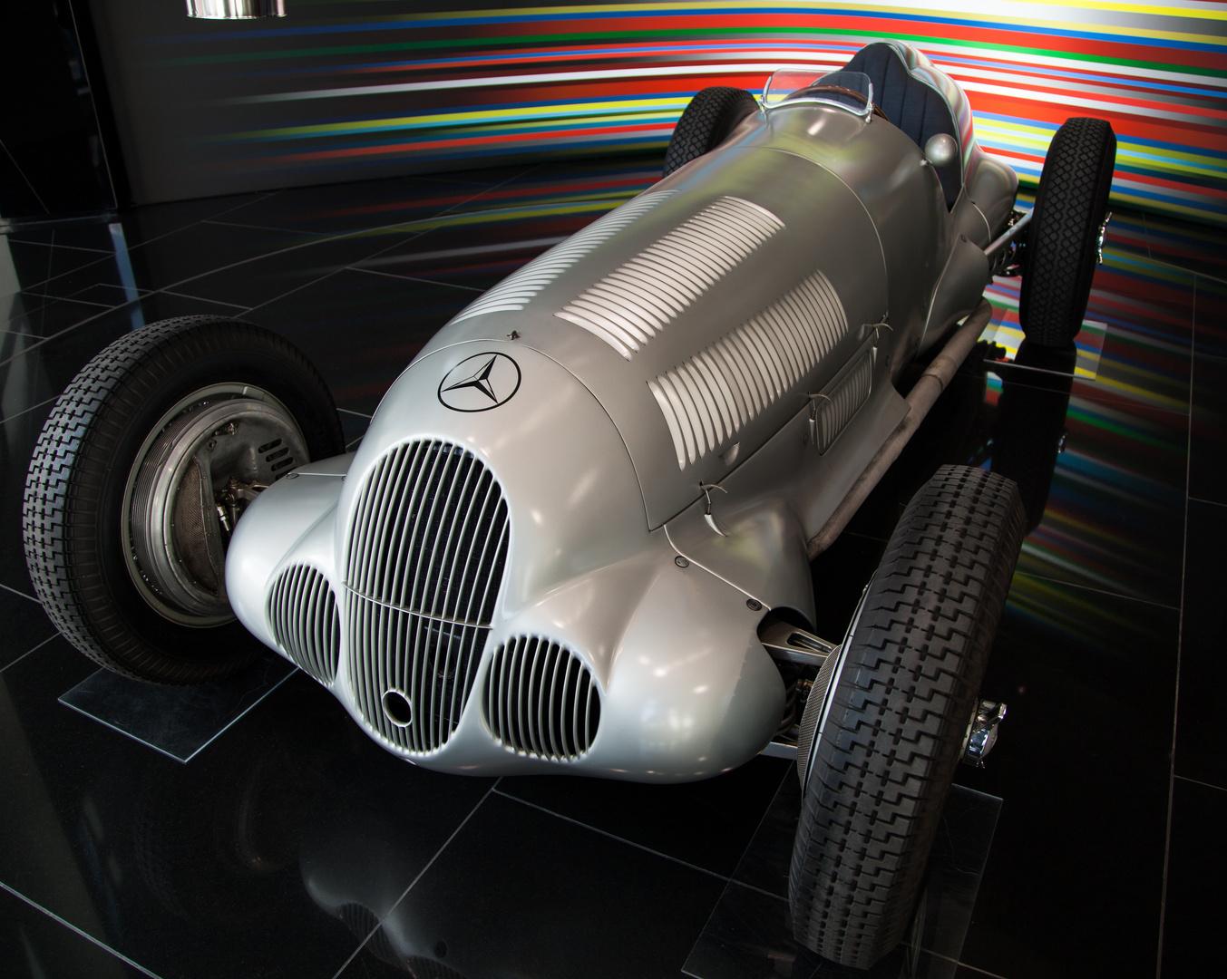 Mercedes-Benz W 125