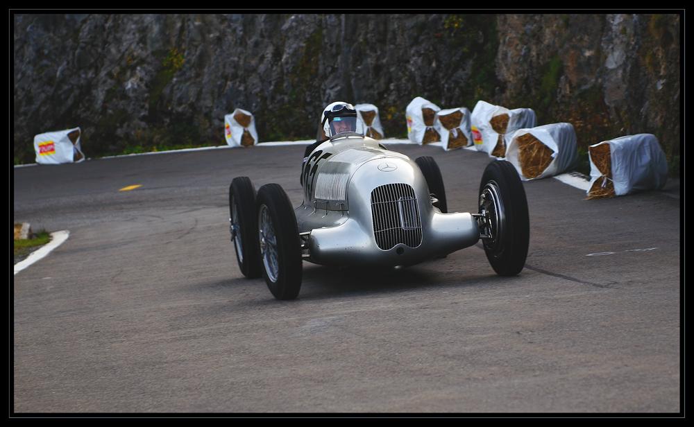 Mercedes-Benz W25 Silberpfeil