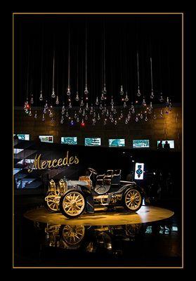 - Mercedes -
