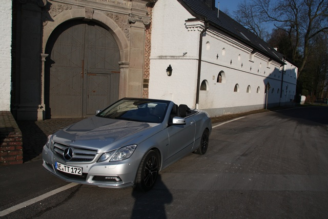 Mercedes E 350 CGI 292 PS
