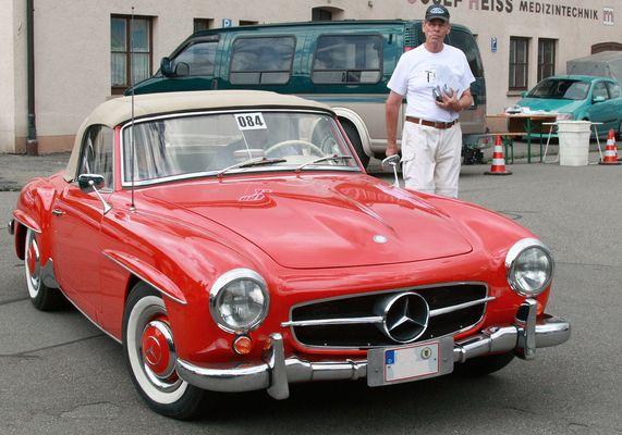 Mercedes fahren war schon immer was besonderes