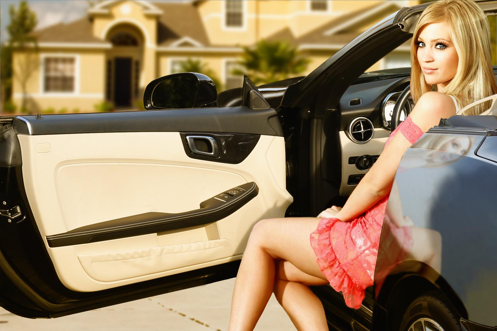 Mercedes Girl 3-2