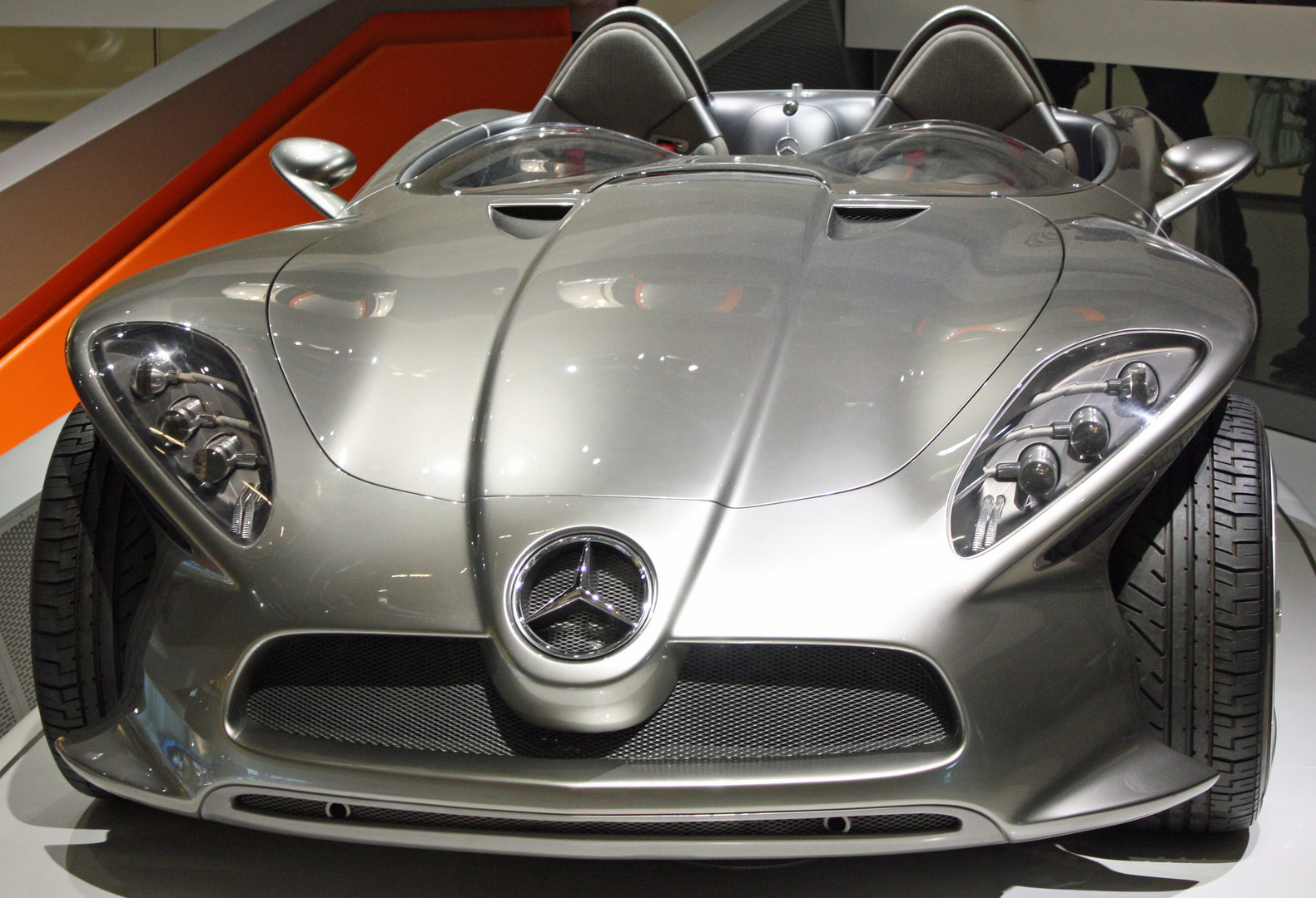 Mercedes I