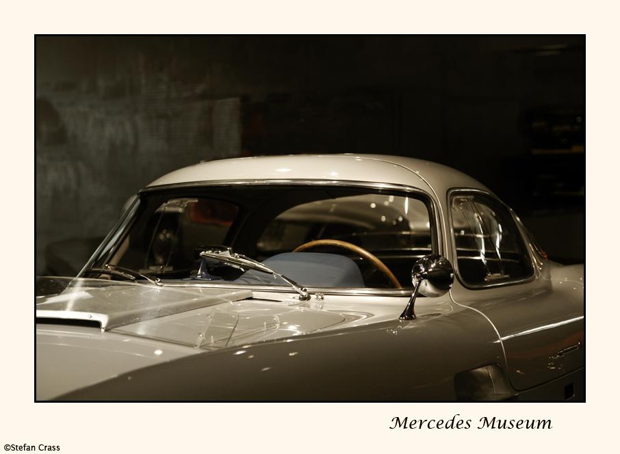 Mercedes Museum - Stuttgart 1046
