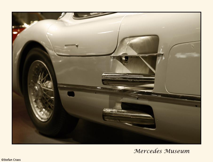 Mercedes Museum - Stuttgart 1058