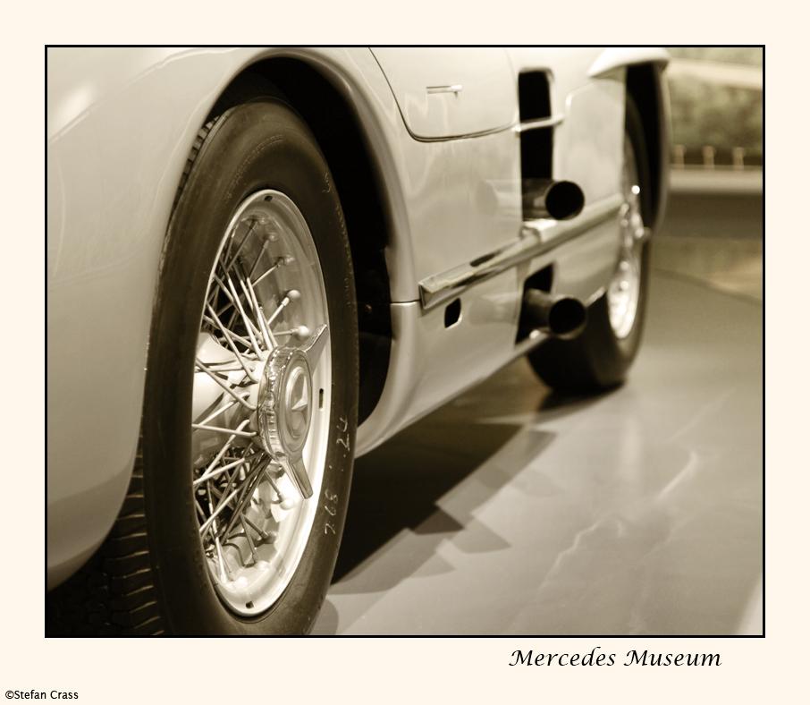 Mercedes Museum - Stuttgart 1067