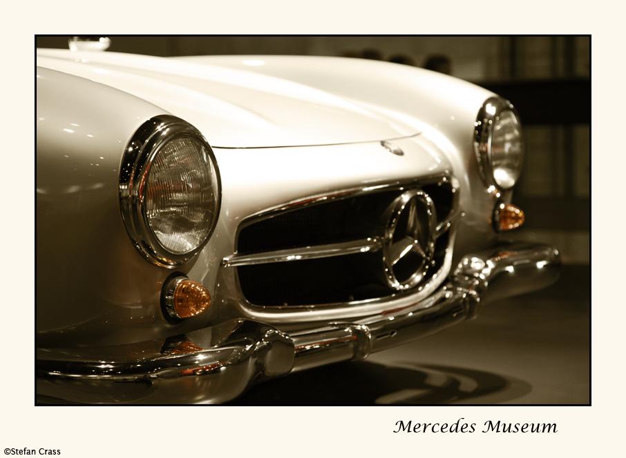 Mercedes Museum - Stuttgart 1077