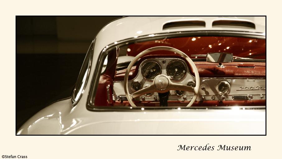 Mercedes Museum - Stuttgart 1089
