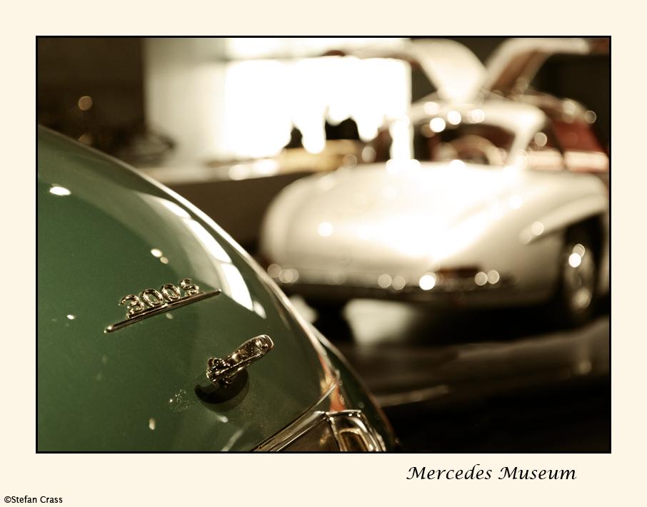 Mercedes Museum - Stuttgart 1134
