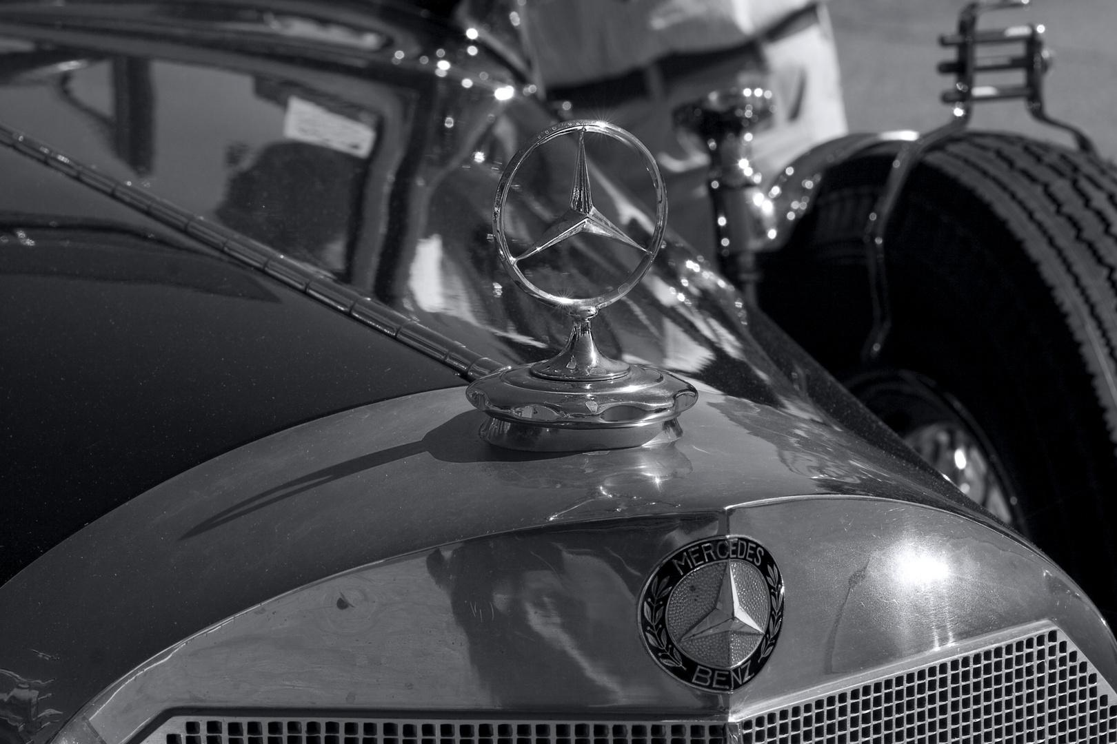 Mercedes No. 1