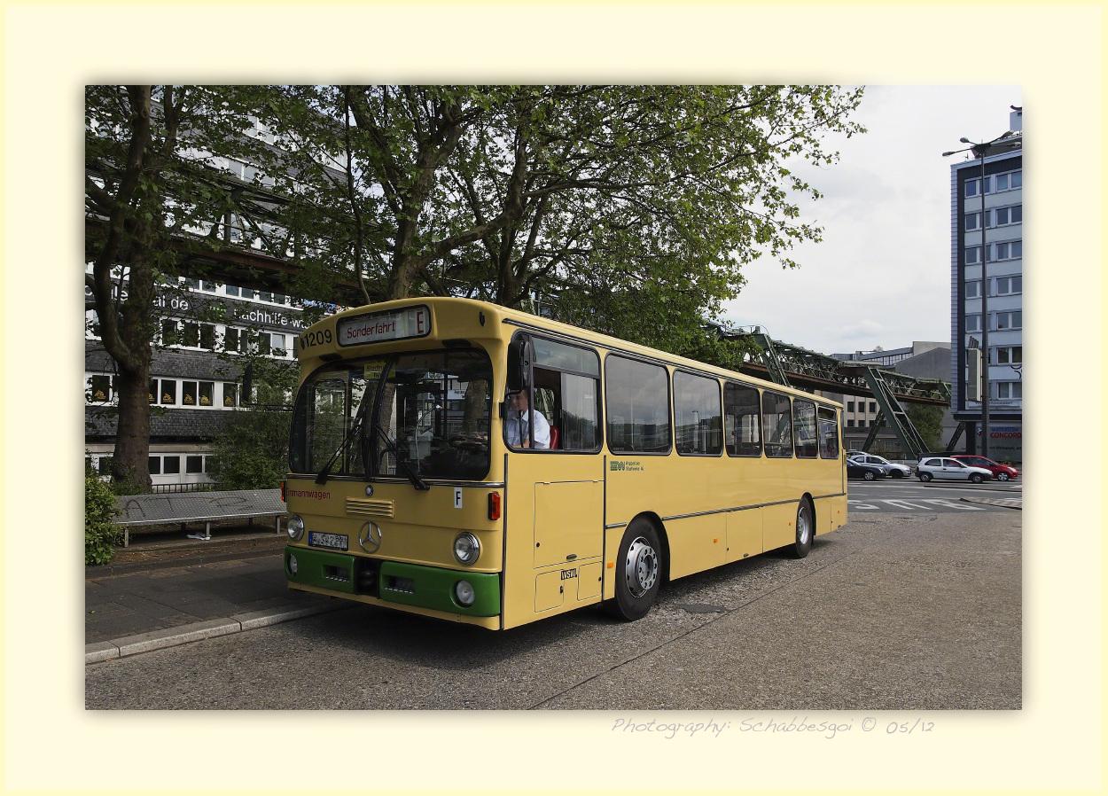 Mercedes O 305 Linienbus