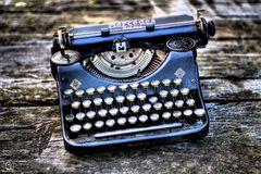 Mercedes Schreibmaschine