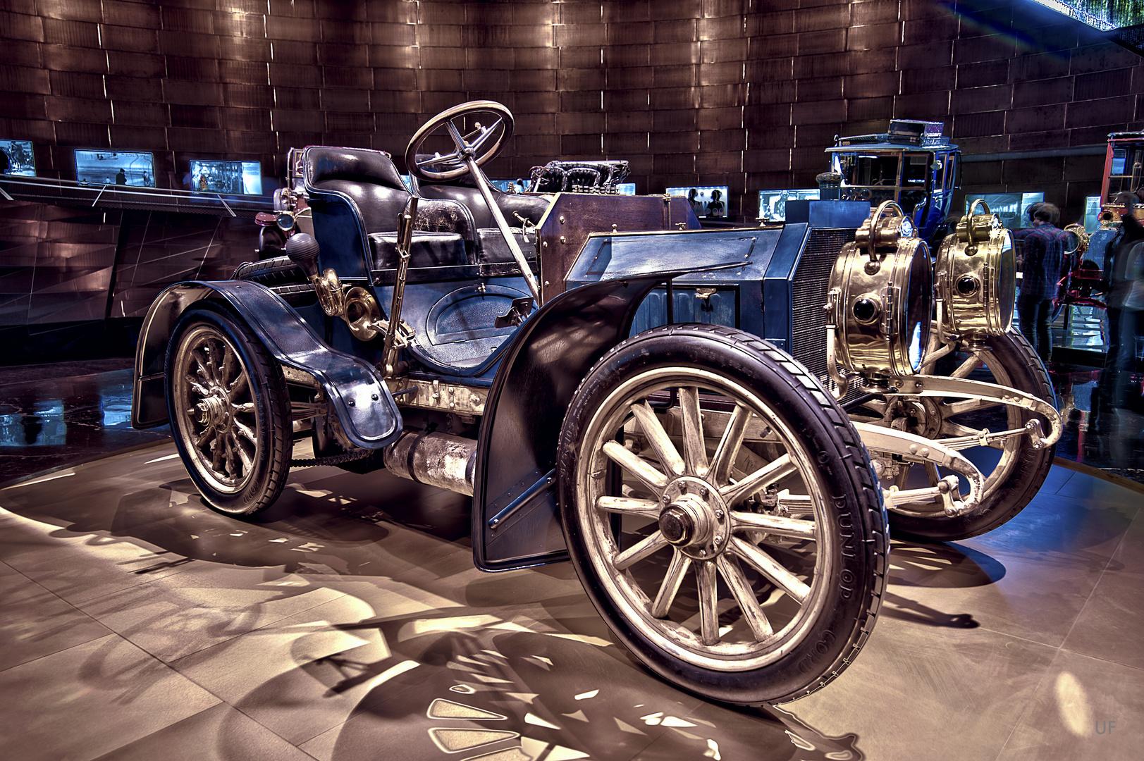 Mercedes Simplex 40 PS, Bj. 1902
