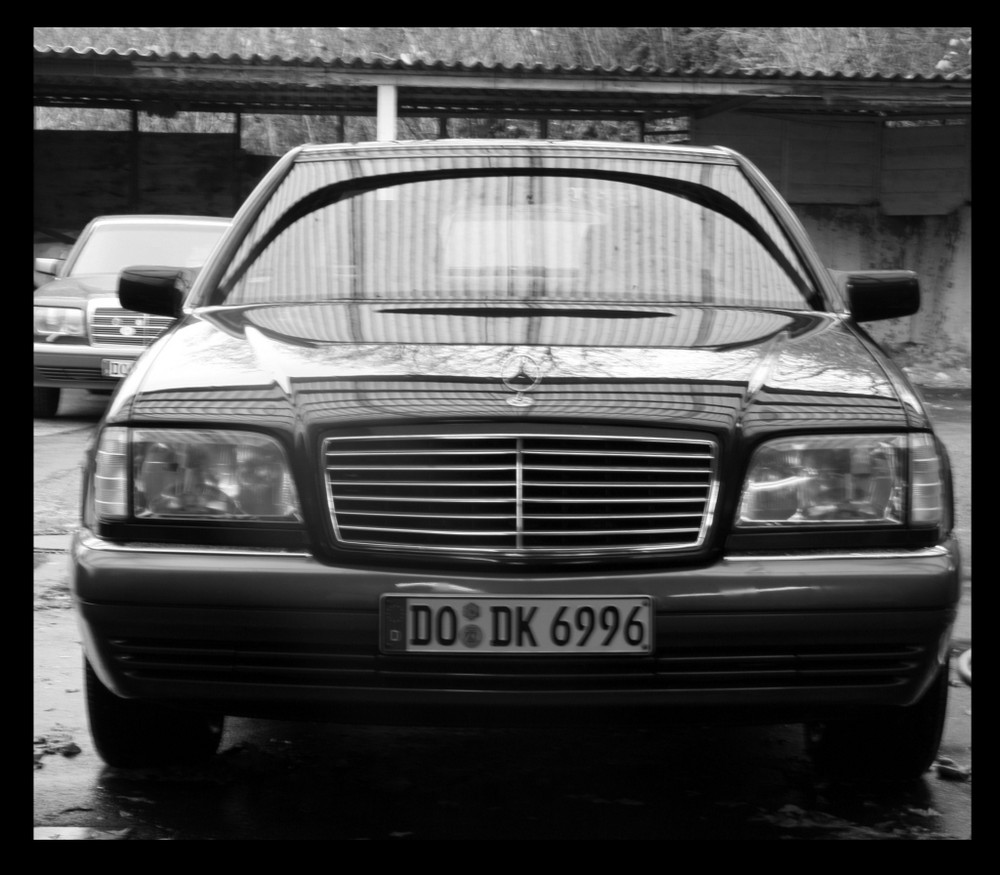 Mercedes Traum?