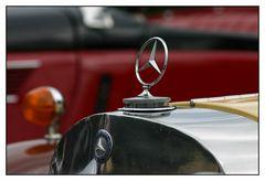 Mercedes und Ford