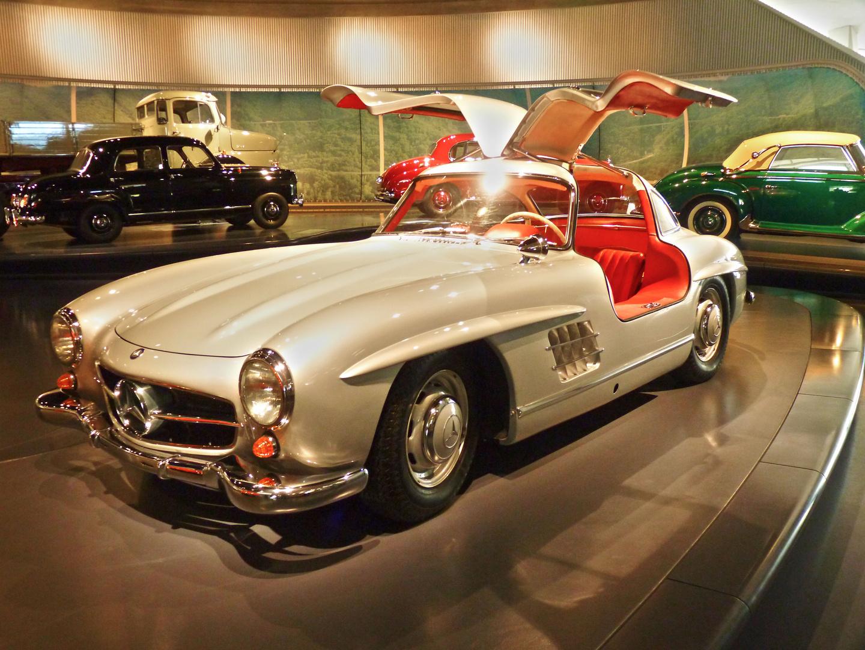 ~ Mercedes verleiht Flügel... ~