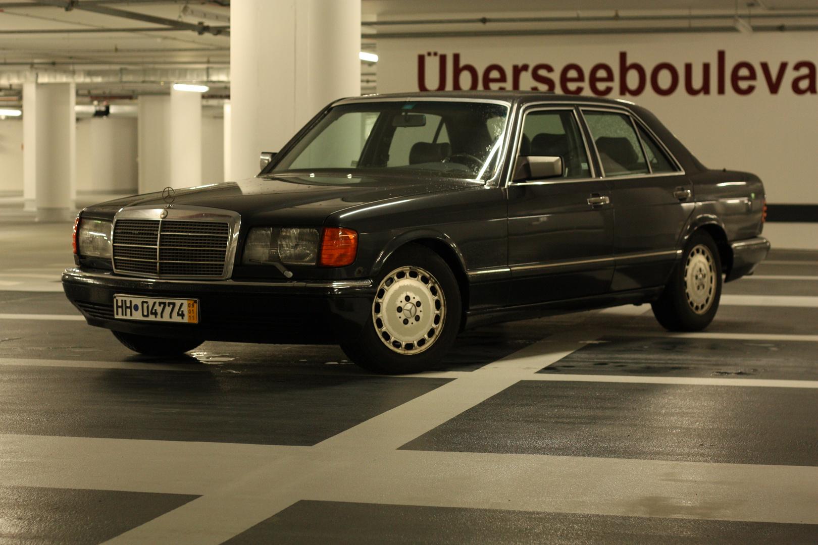 Mercedes w126 300 SE