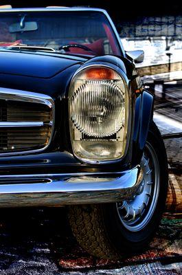 Merces Benz 280SL