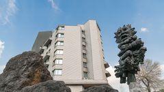 "Mercure Hotel und ""Die Windsbräute"""