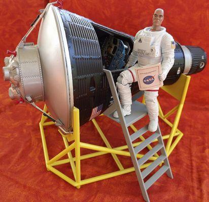 Mercury Spacecraft