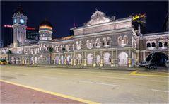Merdeka Square @ night 2