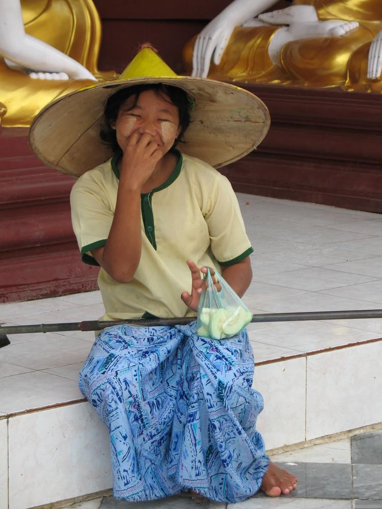 Merenda birmana