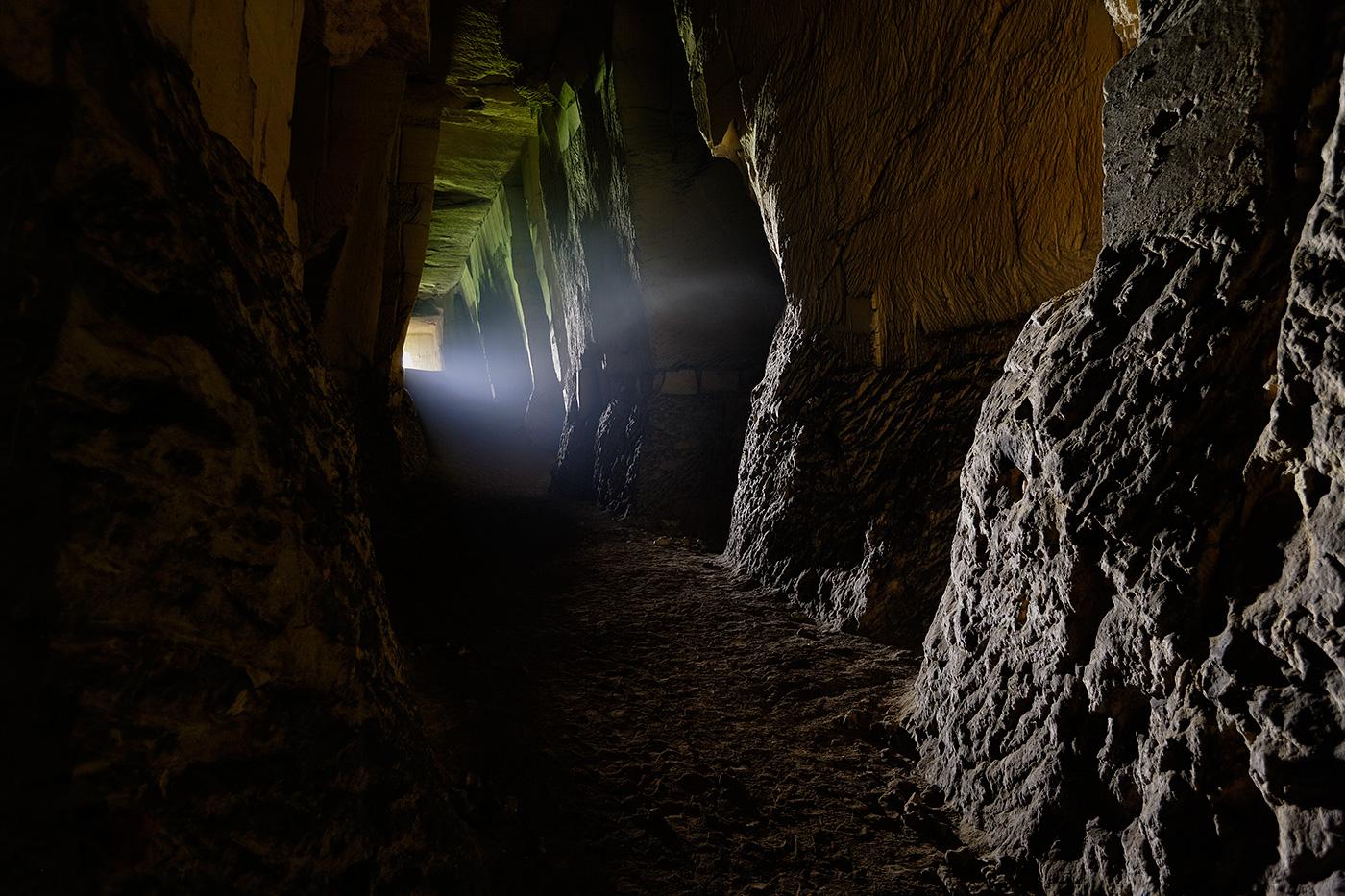 Mergelgruben - Mergelgrotten - Dungeon