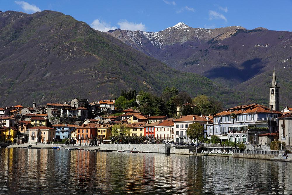 Mergozzo am lago di mergozzo foto bild europe italy for Lago di mergozzo