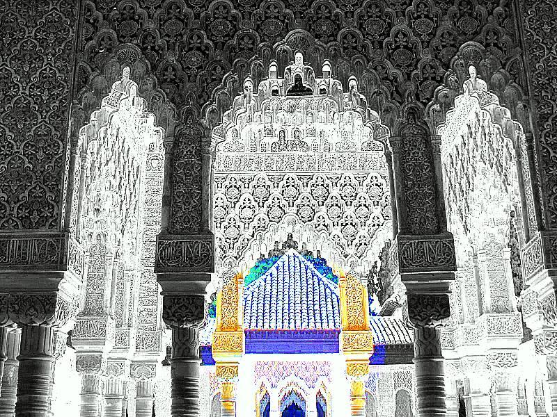 Merletto d'Alhambra