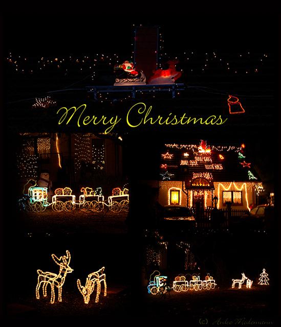 ~ Merry Christmas ~