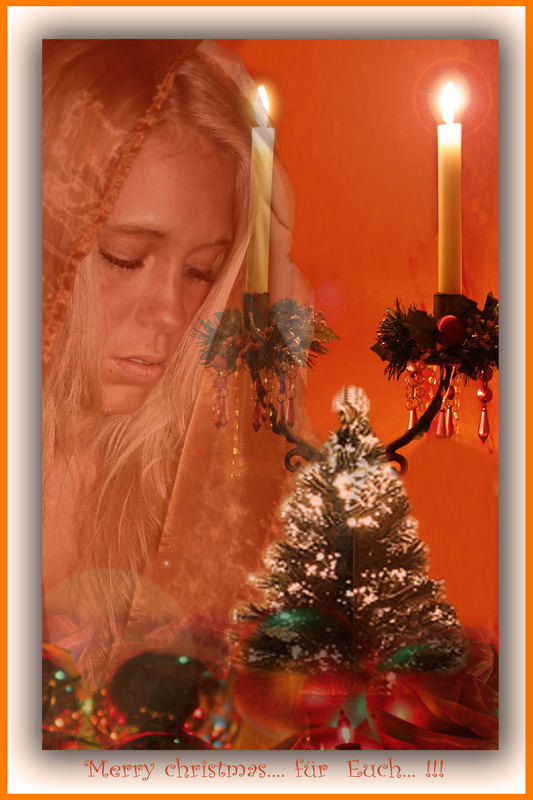 Merry Christmas.. für Euch...****