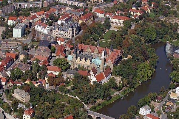 Merseburg - Dom St. Johannes und Laurentius