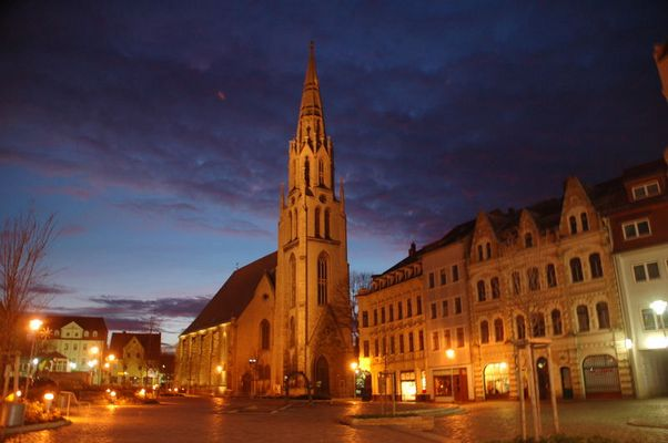 Merseburger Stadtkirche