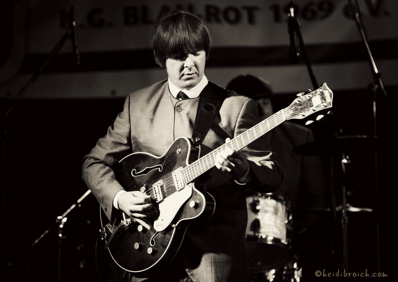 Mersey Beatles Liverpool live in Dellbrück
