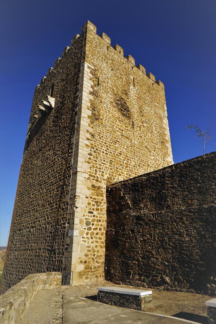 Mértola Castle