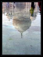 Merveille du monde en miroir