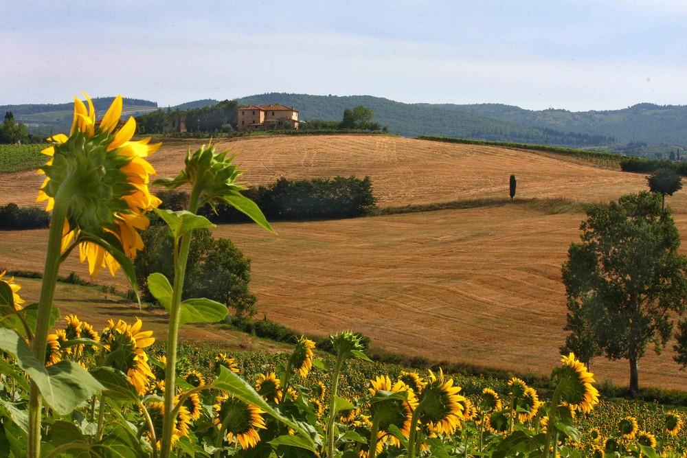 Merveilleuse Toscane