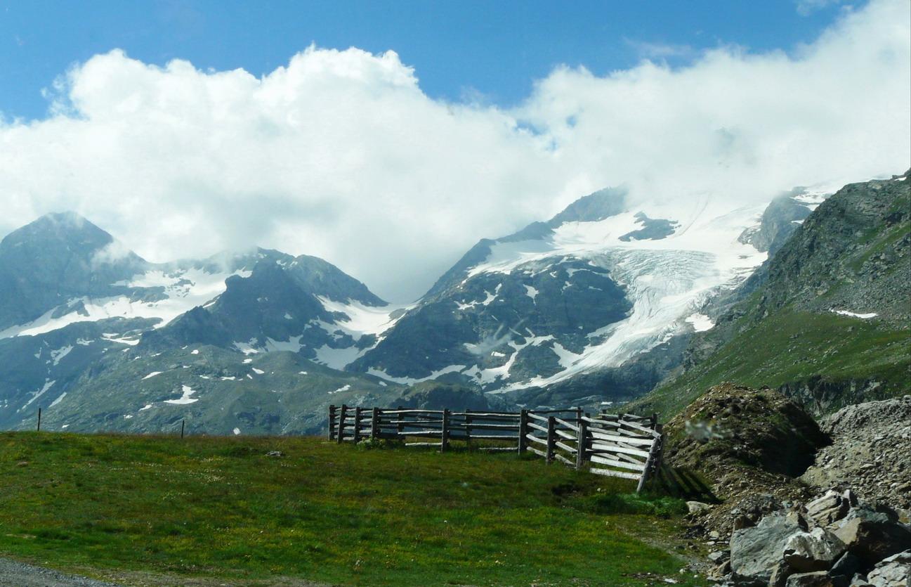 merveilleuses montagnes !