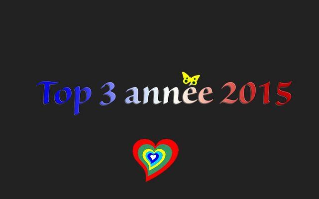 Mes coups de coeurs 2015