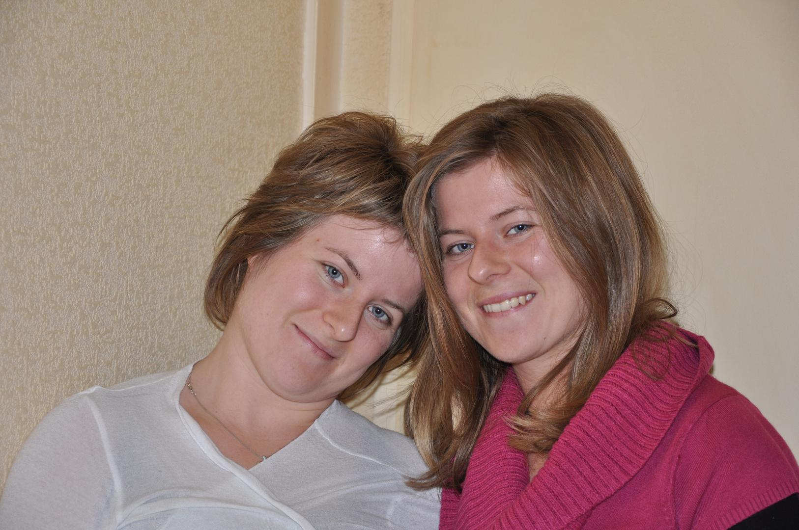 Mes filles jumelles