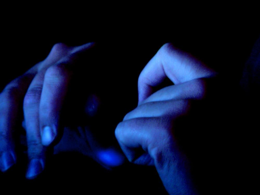 """""""mes mains ont la parole"""""""