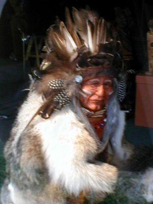 Mescaleros-Indianer Ruidoso New Mexico