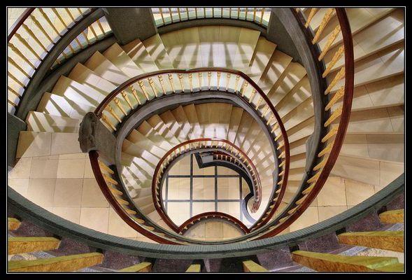 Messberghof - downstairs