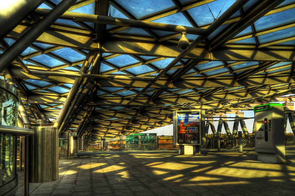 Messebahnhof-Ost....