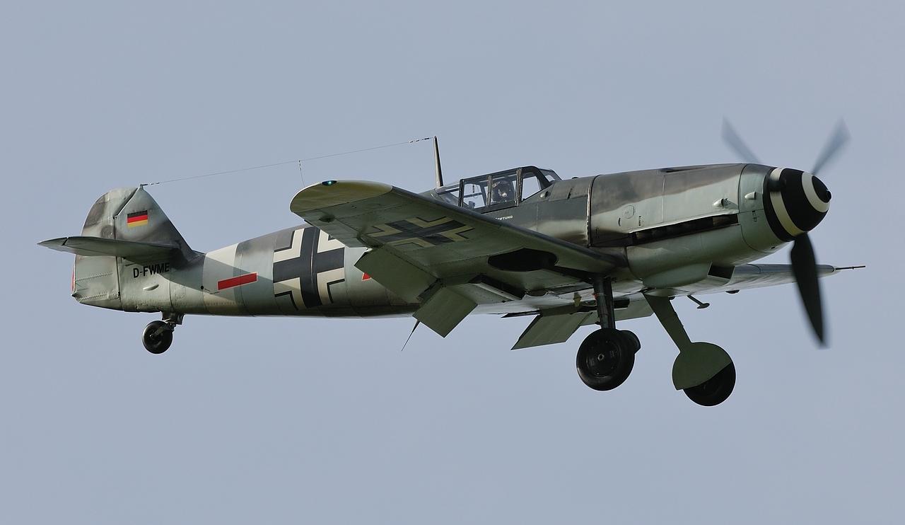 Messerschmitt Bf.109G (D-FWME)