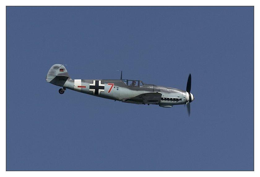 Messerschmitt Me 109 G-4