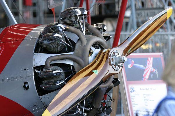 Messerschmitt Sternmotor