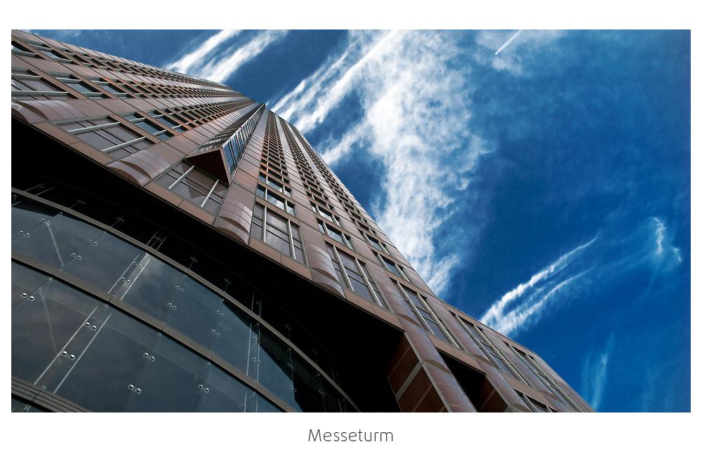 Messeturm in Frankfurt am Main