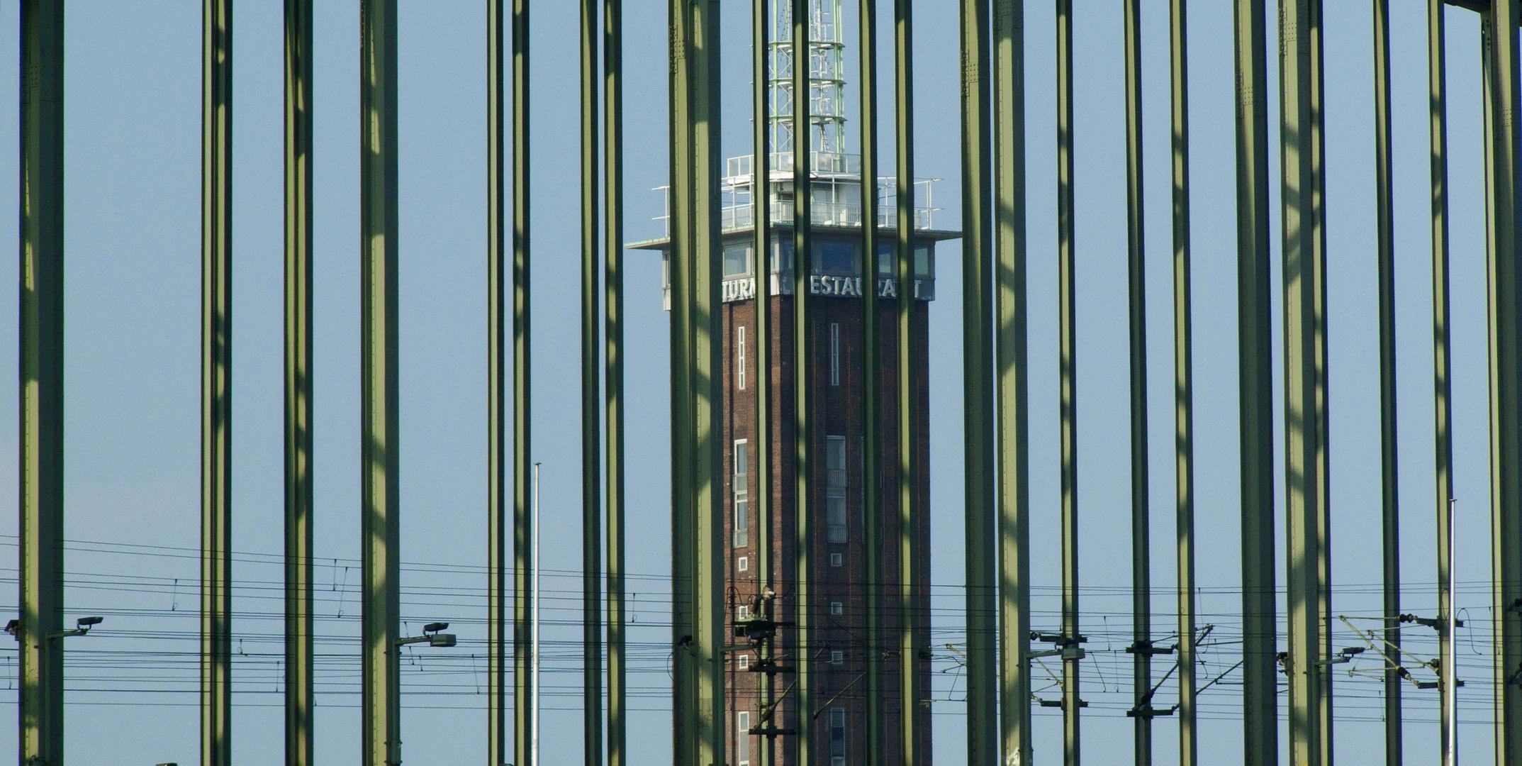 Messeturm Köln